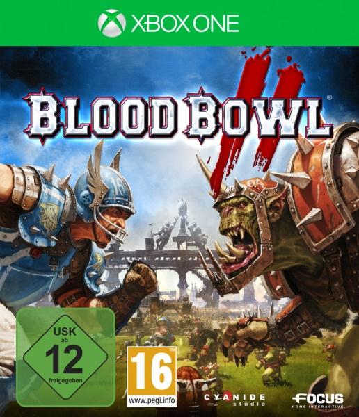 Blood Bowl 2 (XONE) Englisch