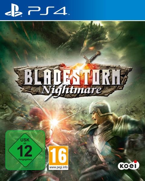 Bladestorm: Nightmare (PS4) Englisch, Japanisch