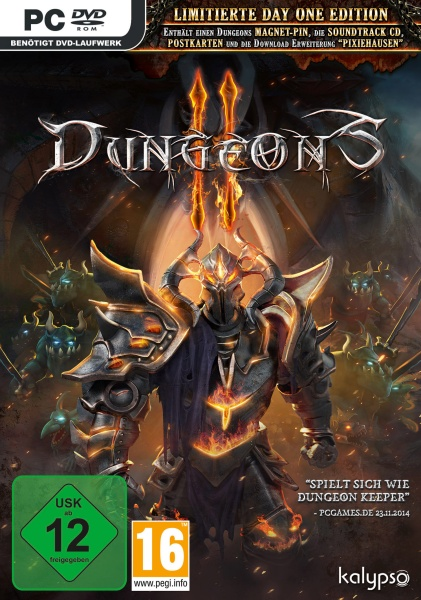Dungeons 2 Day One Edition (PC) (Hammerpreis)