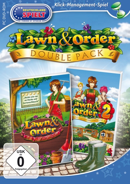 Lawn & Order Double Pack (PC)