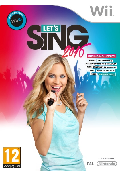Let\s Sing 2016 (Wii)