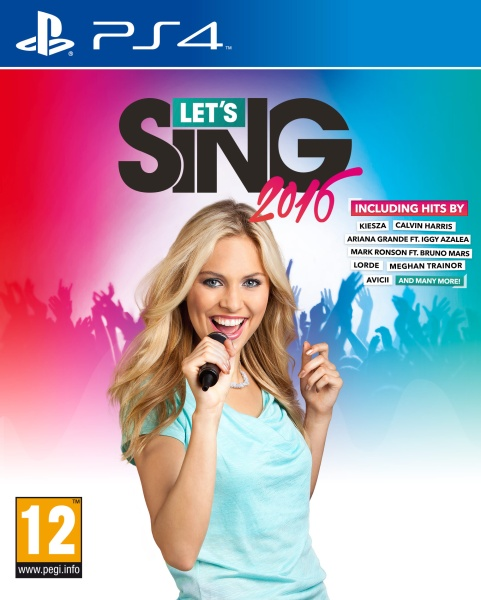 Lets Sing 2016 (PS4)