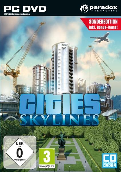 Cities: Skylines (PC) Englisch