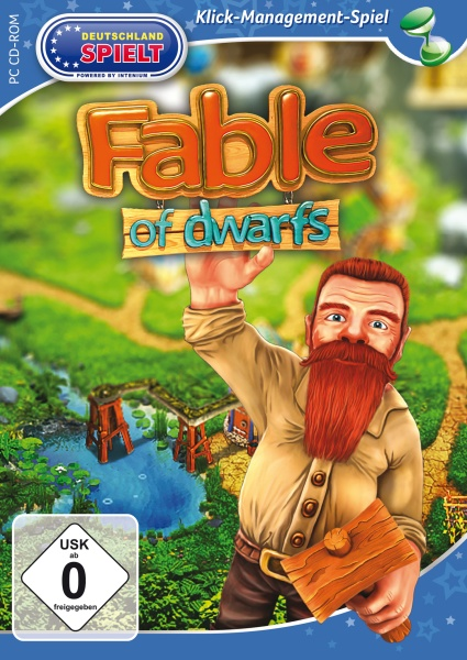 Fable of Dwarfs: Fabelhafte Zwerge (PC)