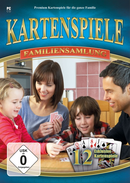 Kartenspiele - Familiensammlung (PC)