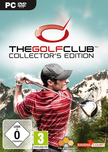The Golf Club Collectors Edition (PC) Englisch