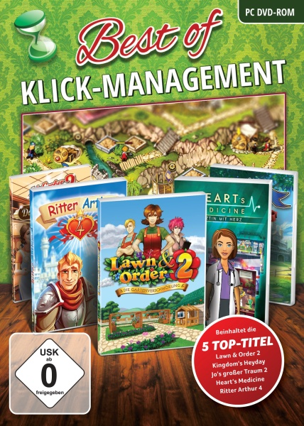 Best of Klick-Management (PC)