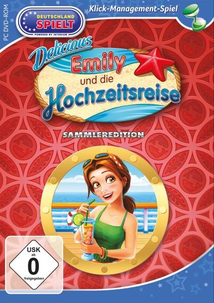 Delicious:�Emily und die Hochzeitsreise Sammleredition (PC)