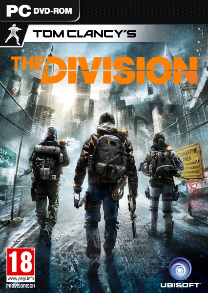 Tom Clancys The Division (PC) (PEGI)