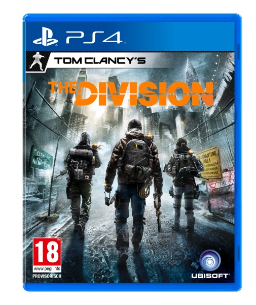 Tom Clancy\s The Division (PS4) (PEGI)