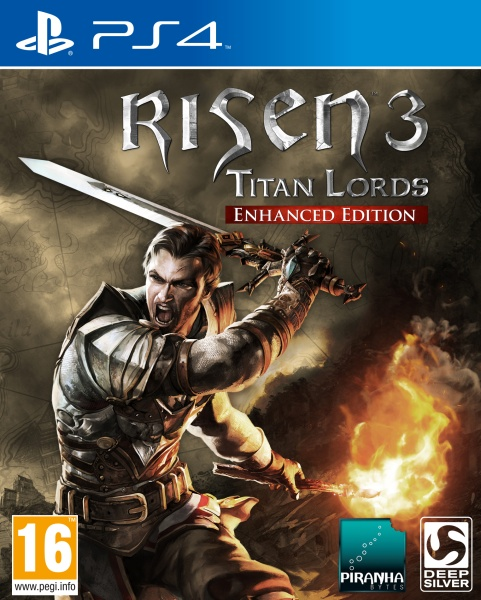 Risen 3 Enhanced Edition (PS4)