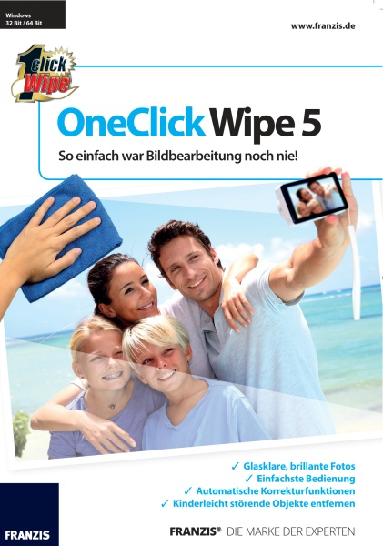 One Click Wipe 5