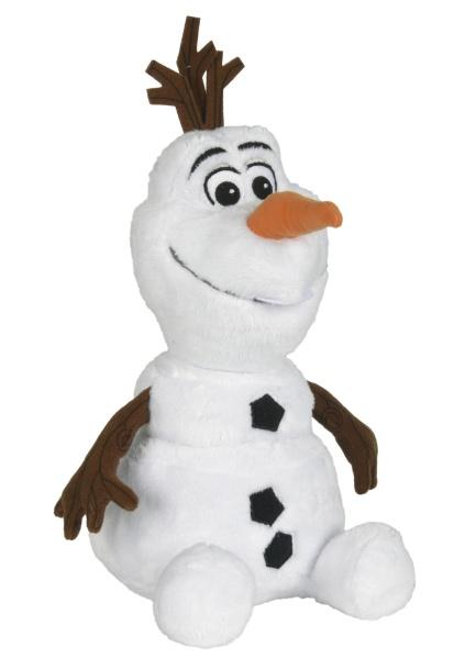 Disney Die Eiskönigin, Olaf sitzend, 20cm