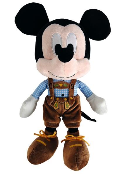 Disney Lederhosen Mickey, 25cm