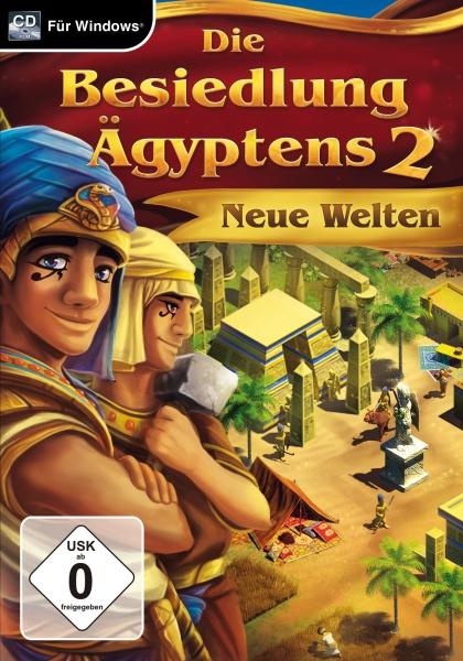 Die Besiedlung �gyptens 2 - Neue Welten (PC)
