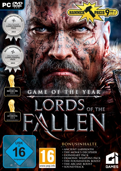 Lords of the Fallen Game of the Year Edition (PC) (Hammerpreis)