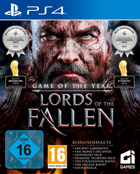 Lords of the Fallen Game of the Year Edition (PS4)