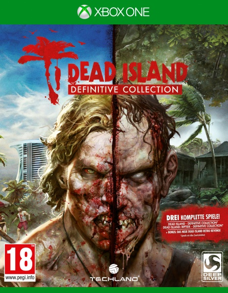 Dead Island Definitive Collection (XONE) Englisch