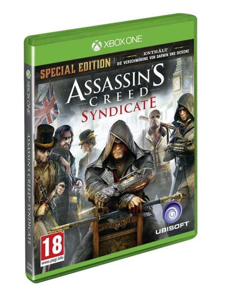 Assassin\s Creed Syndicate Special Edition (XONE) (PEGI)