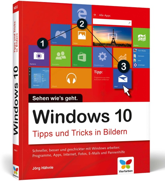 Windows 10 Tipps und Tricks in Bildern