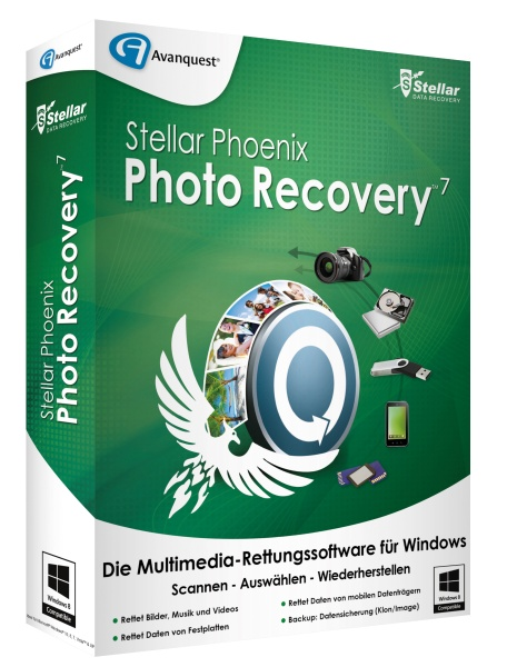 Stellar Phoenix Photo Recovery 7