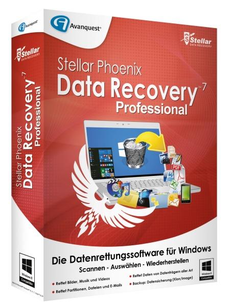 Stellar Phoenix Windows Data Recovery 7 Professional