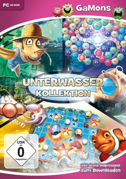 GaMons - Unterwasser-Kollektion (PC)