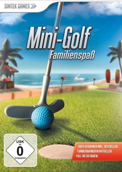 SimTek - Minigolf - Familienspa� (PC)