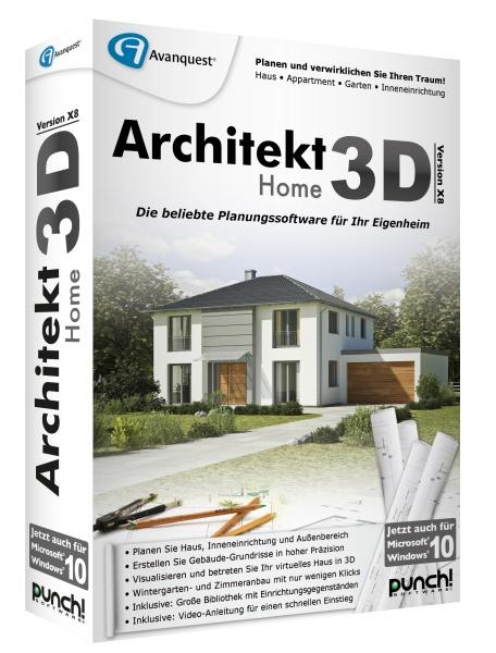 Architekt 3D X8 Home
