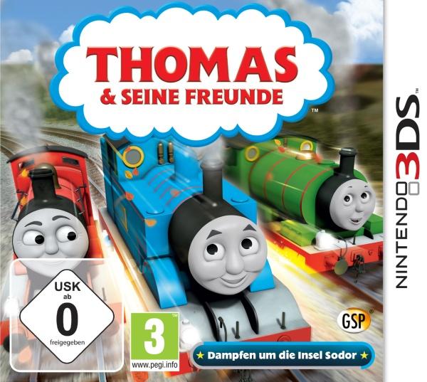 Thomas und seine Freunde f�r Nintendo 3DS (3DS)