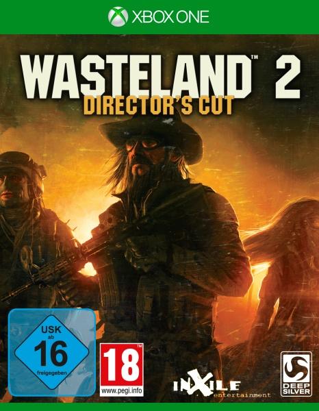 Wasteland 2 Director\s Cut (XONE) Englisch