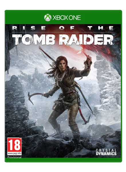 Rise of the Tomb Raider (XONE) Englisch