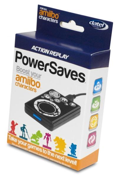 Action Replay PowerSaves f�r amiibo, Cheat- & Boost-Portal
