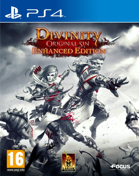 Divinity Original Sin: Enhanced Edition (PS4) Englisch