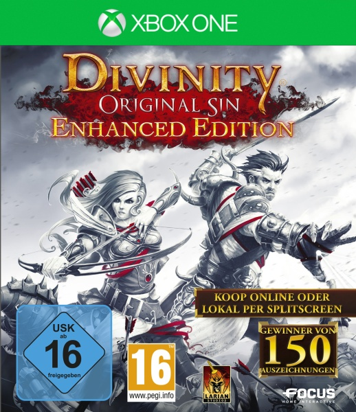 Divinity Original Sin: Enhanced Edition (XONE) Englisch