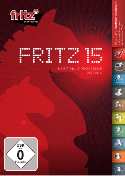 Deep Fritz 15 1013376