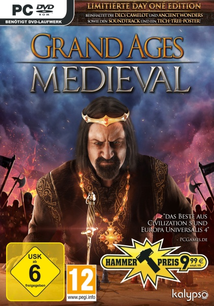 Grand Ages Medieval (PC) (Hammerpreis)