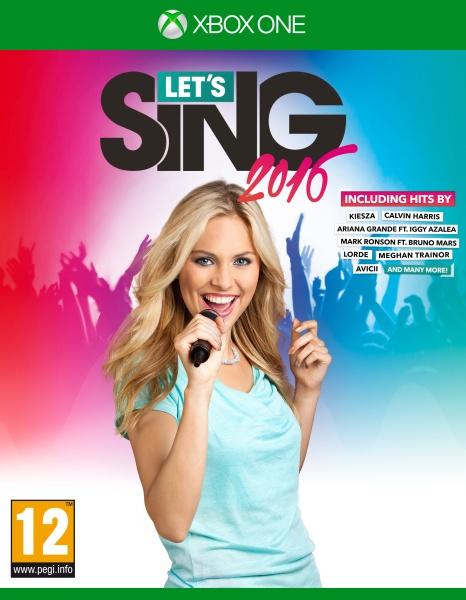 Lets Sing 2016 (XONE)
