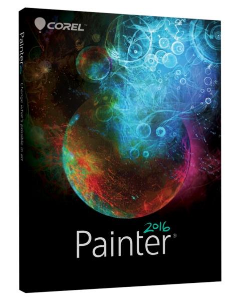 Corel Painter 2016 Upgrade