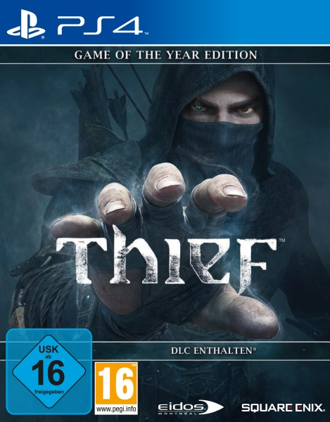 Thief Game of the Year Edition (PS4)