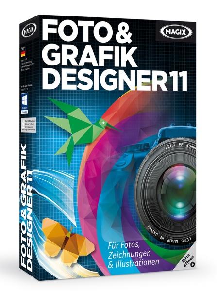 MAGIX Foto & Grafik Designer 11