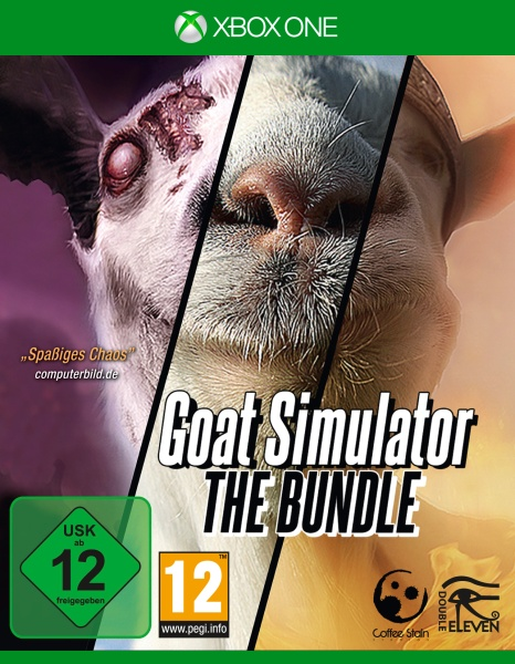 Goat Simulator: The Bundle (XONE) Englisch