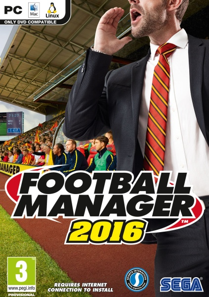 Football Manager 2016 Limited Edition (PC) Englisch