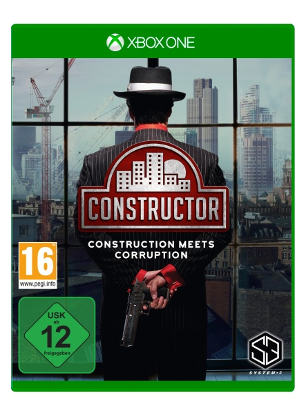 System 3 Constructor - Konsolen-Spiele - Xbox One