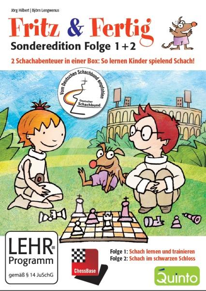 Fritz&Fertig Doppelpack (PC)