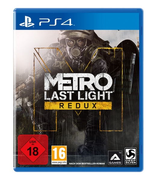 Metro: Last Light Redux (PS4)