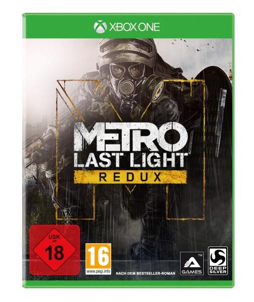 Metro: Last Light Redux (XONE)