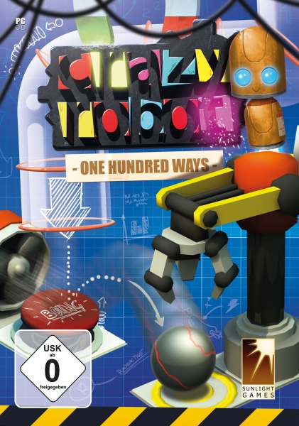 rokapublish Crazy Robot - one hundred ways