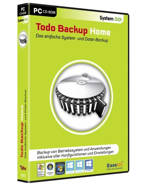 System GO! ToDo Backup 9.1