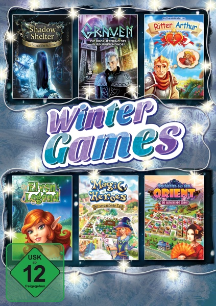 Winter Games (PC)